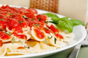 Tomatoes are the star of this dish!