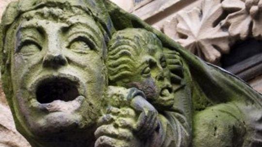Creepy Gargoyle Pictures