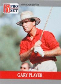 """Gary Player was considered one of the """"Big Three,"""" alongside Jack Nicklaus and Arnold Palmer."""