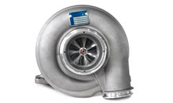 Turbochargers are fans powered by gasses from the car's exhaust system.