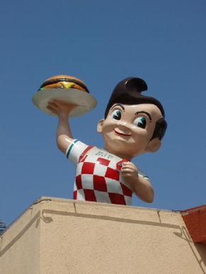 The Bob's Big Boy in Burbank, California, is the oldest operating restaurant of the chain in the country.