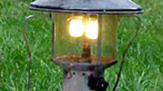 How Gas Lanterns Work