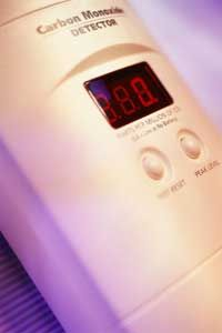 Carbon monoxide detectors can alert you if levels become unsafe in your home.