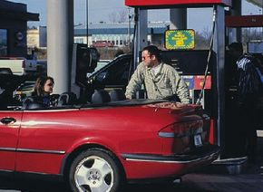 Your car can sense just how much fuel it needs.