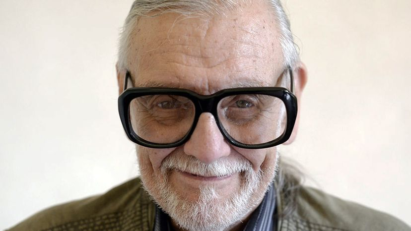 Famed American film director George Romero died July 16, 2017. Laura Lezza/Getty Images