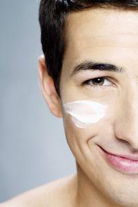 Men shouldn't skimp on their moisturizing routine.