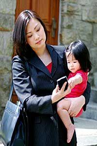 Does motherhood affect women's wages?