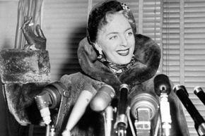 Christine Jorgensen was an ex-GI and one of the first Americans to undergo surgical gender reassignment.