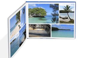 Digital scrapbooks can save on money and storage space.