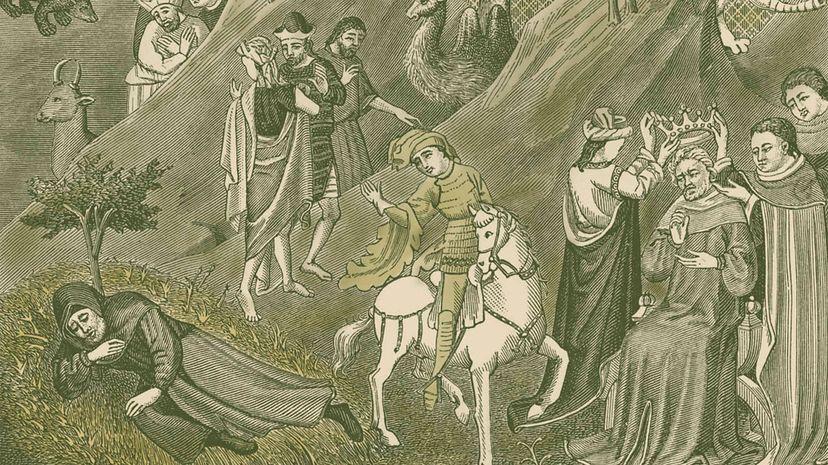 genghis kahn, coronation
