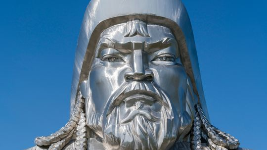 Did Genghis Khan really kill 1,748,000 people in one hour?