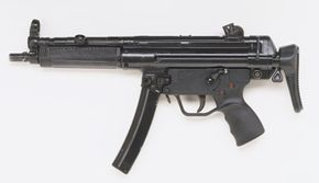 Machine guns changed warfare forever, but they run on basic concepts. See more gun pictures.