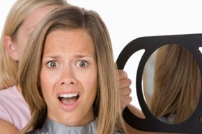 If you look in the mirror and see a hair don't instead of a hair do, be sure to speak up.