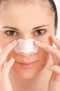 Getting Beautiful Skin Image Gallery Blackheads form when your pores fill with excess oil and skin cells. See more getting beautiful skin pictures.