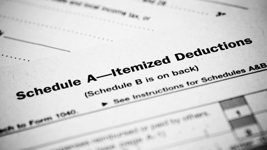 Do you get the standard deduction if you itemize?