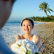 Getting married abroad takes a little more legwork than your average wedding.
