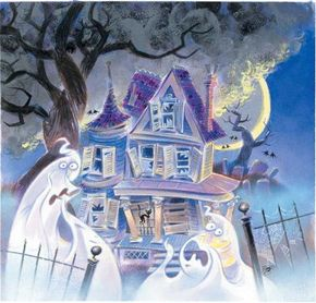 Read-aloud ghost stories are a great way to introduce kids to spooky fun. See more Halloween pictures.