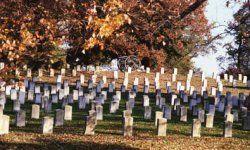 Civil War spirits haunt Gettysburg's cemeteries.