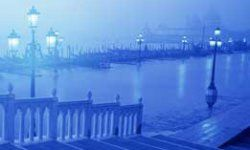 Venice may be the city of romance, but it's also the city of skulking spirits.