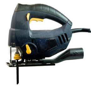 A reciprocating saw is an essential power tool for plumbers.