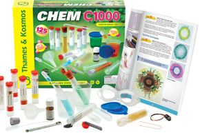 This kit contains all the equipment and instruction for doing hands-on experiments on ordinary household ingredients.