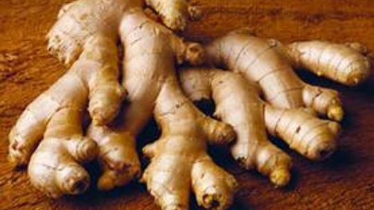 Ginger Better than Drugs for Pain?