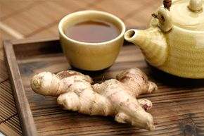 If you want to use ginger to relieve nausea, you may want to try ginger tea.