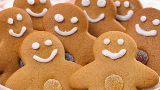 The Secret Life of Gingerbread Men