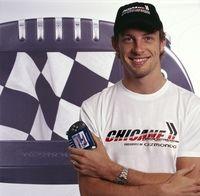 British racing star Jenson Button