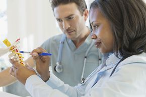 Only 4.3 percent of America's board-certified orthopedic surgeons are women.