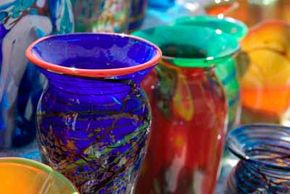 Glassblowers can create a diverse range of products and pieces of art through their craft.