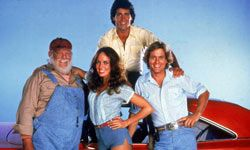 """In the 1980s, """"The Dukes of Hazzard"""" was one American show popular among Europeans. See more pictures of TV shows."""