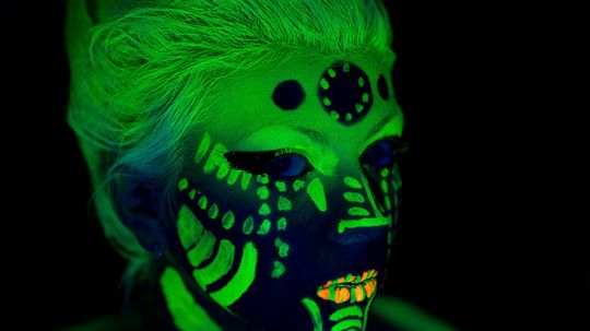 Can you get a glow-in-the-dark tattoo?