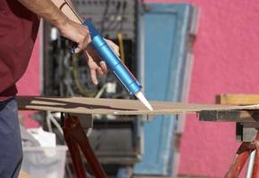 Some glues, like this with several different materials under a wide range of conditions.
