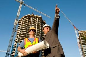 Construction projects are often governed by guaranteed maximum price contracts. See more Skyscraper Pictures.