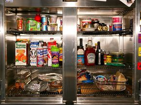 Your shoes are one item (along with some condiments) that definitely do not require refrigeration.