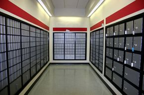 Open a Post Office Box if you're unable to receive mail off the grid.