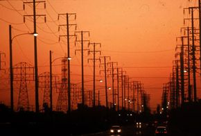 This sight definitely makes a case for going off the grid. See more nuclear power pictures.