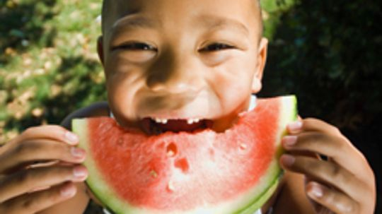 5 Foods That Are Good for Kids' Teeth
