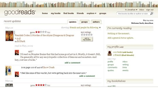 How Goodreads Works