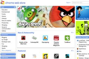 The variety of apps and extensions available in the Chrome Web Store might be just enough to push the Chrome into the top spot among popular browsers.