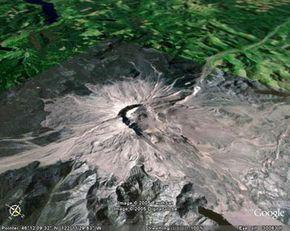 Mount St. Helens, Washington State, USA