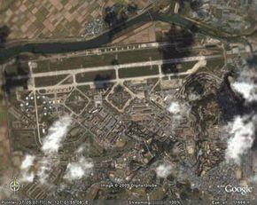 Osan Air Force base, South Korea,