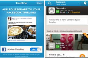 After leaving Google in frustration in 2007, Dennis Crowley went on to develop the immensely popular Foursquare, which enables users to find nearby friends, retailers and deals.