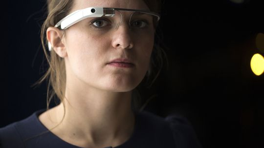 How could Google Glass detect people's emotions?