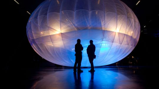 How Google Loon Works