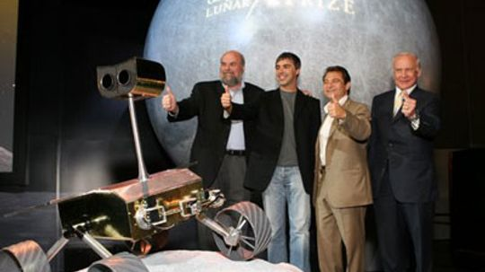 How the Google Lunar X Prize Works