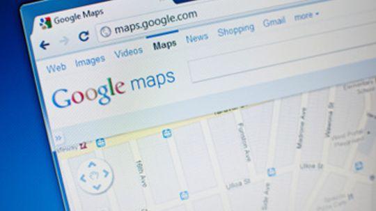 Did Google Maps cause an international border dispute?