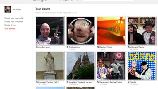 How Google Plus Works