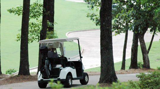 How Golf Carts Work